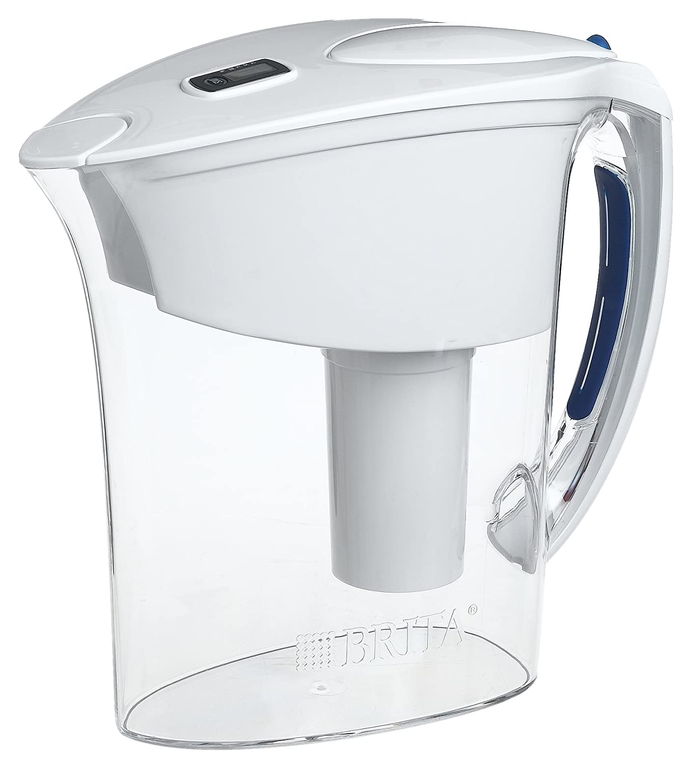 Amazon.com: Brita 42558 Aqualux Water Pitcher: Pitcher Water Filters:  Kitchen U0026 Dining
