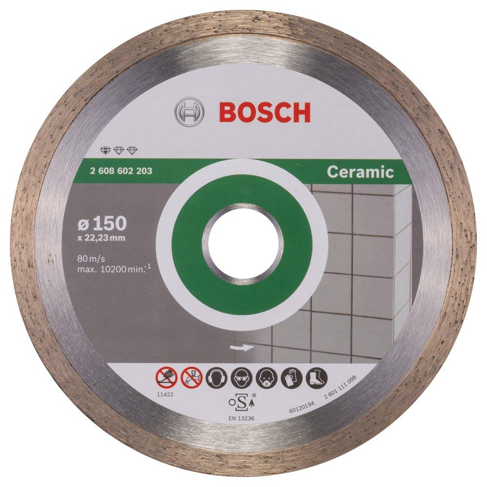 Bosch 2608602204 - Disco de diamante para azulejos (180 mm)