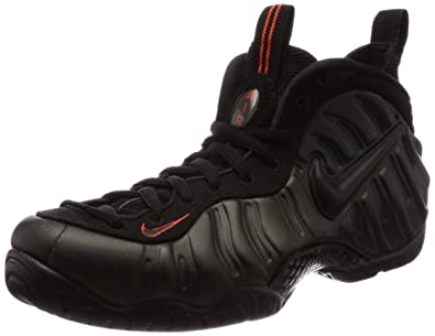 huge discount 85b92 02120 NIKE - Air Foamposite Pro - 624041304 - Color  Black-Olive - Size