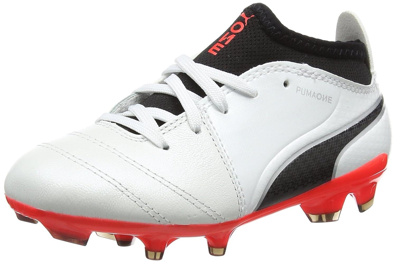 Puma One 17.3 FG Jr, Zapatillas de Fútbol Unisex niños 104442