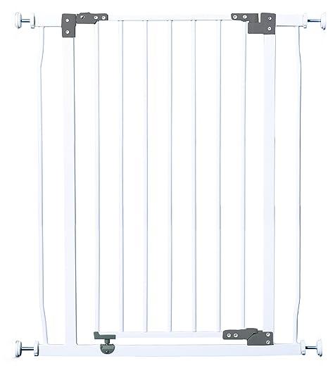 blanca Dreambaby Barrera de Seguridad Liberty Extra-alta y Ancha 99-106 cm