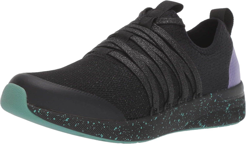 Studio Flash Sparkle Mesh Sneaker