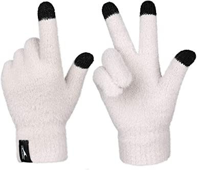 New Style Winter Gloves Warm Thermal Soft Gloves For Men And Women