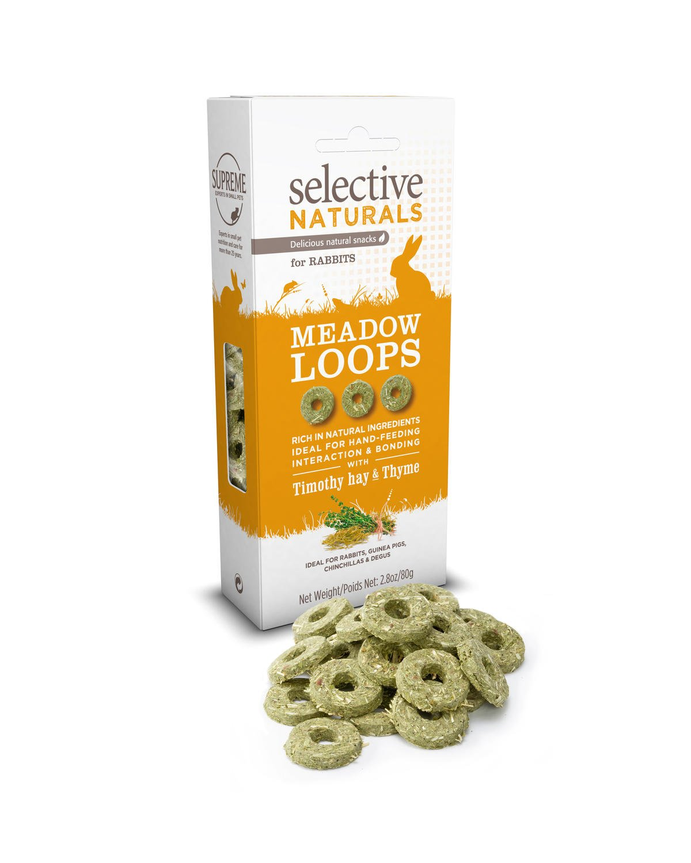 Selective Naturals Meadow Passants pour Lapins avec Timothy Hay et Thym Supreme Petfoods Limited 8248