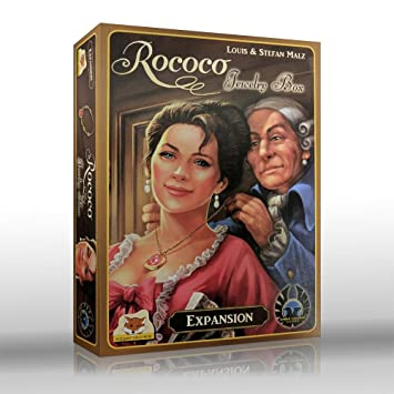 Amazon.com: Rococo Jewelry Box Expansion: Toys & Games