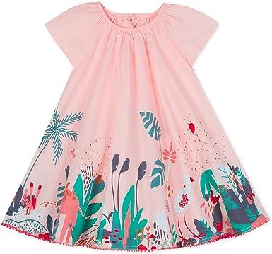 Catimini Cn30013 Robe Rose Peach 30 18 24 Mois Taille Fabricant 2a Bebe Fille Amazon Fr Vetements Et Accessoires