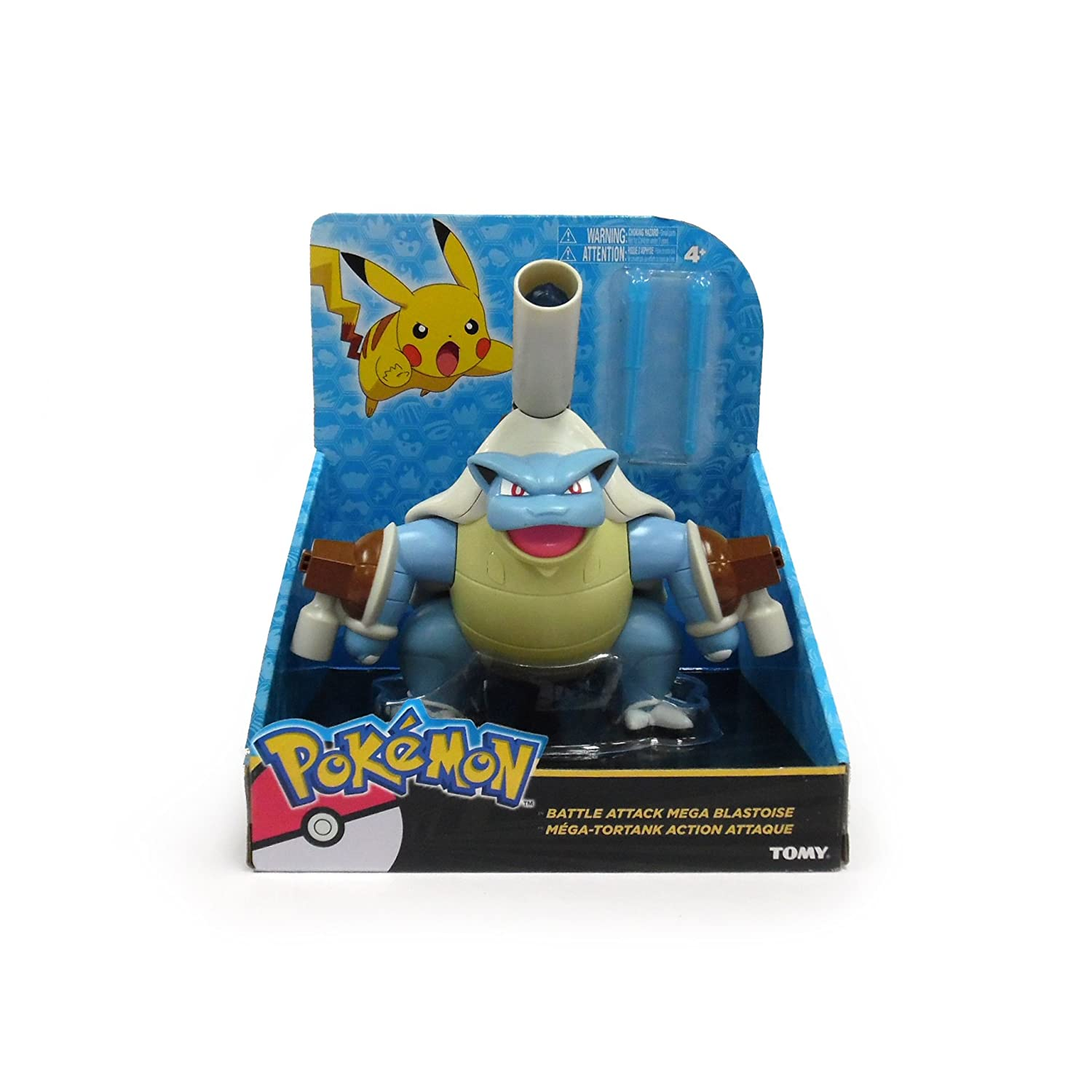 Pokemon Mega Blastoise Figure: Amazon.co.uk: Toys & Games