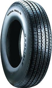 Carlisle Radial Trail RH Trailer Tire - ST145/12 LRD
