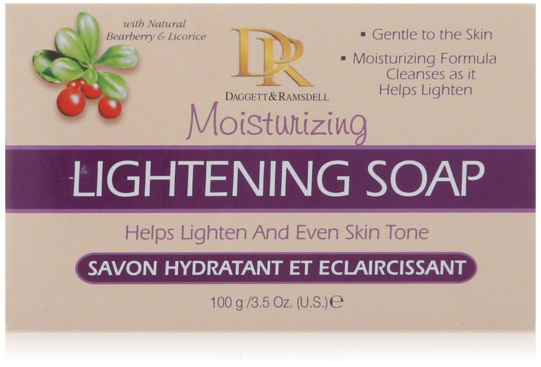 Daggett & Ramsdell lightening soap, 1 Count