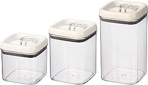 Better Homes & Gardens Flip Tite Food Storage Set - 6 Canisters