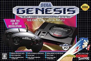 Amazon | Sega Genesis Mini (セガ ジェネシス ミニ)(ACアダプターなし) | ゲーム