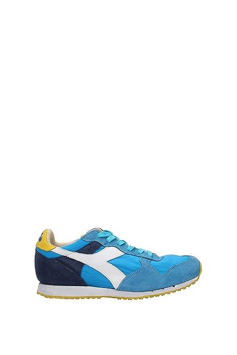 sneakers uomo diadora heritage trident ny s.w nylon blu  Amazon.co ... c154d32569b