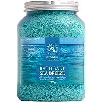 Badzout ''Sea Breeze'' 1.3kg zeezout, tegen acne - droge huid - spierpijn - vermoeidheid - huidverzorging…