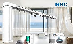 DIY Smart Electric Curtain Tracks 202