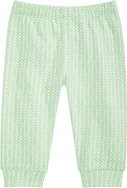 First Impressions Baby Girls Top Leggings Set Outfit Size 3-6 Months White Green