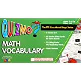 Learning Advantage 8238 Quizmo Math Vocabulary, Grade: 2 to 8