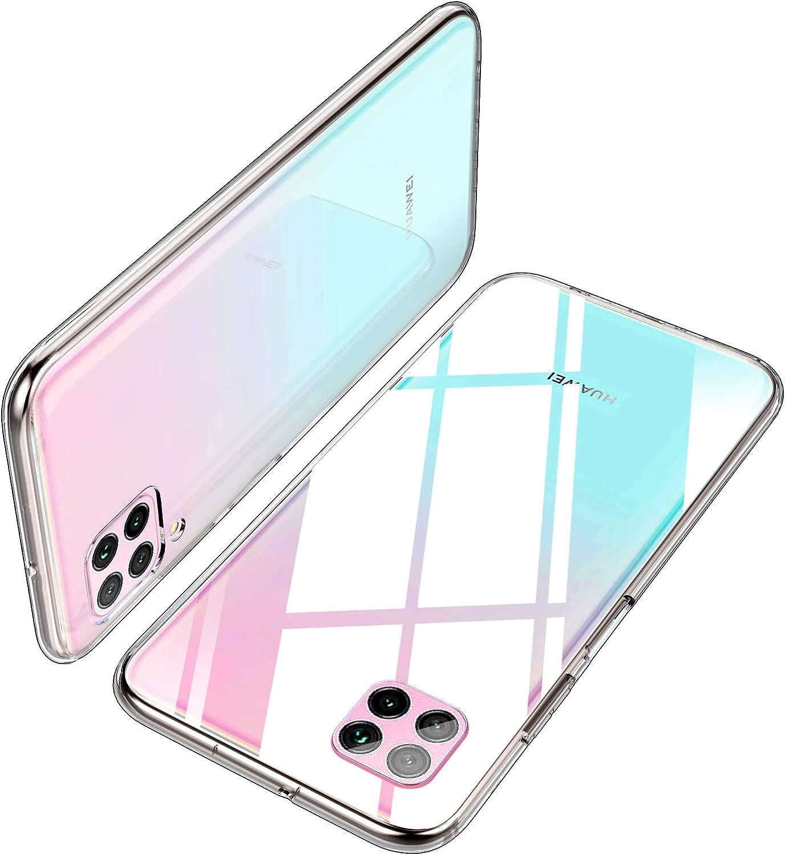 iBetter Diseño para Funda Huawei P40 Lite Funda, [Protección de ...
