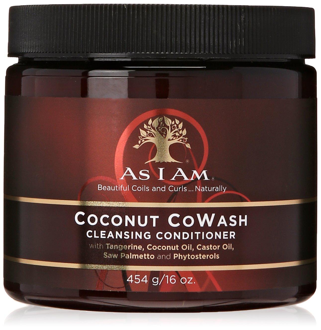 "As I Am's ""Coconut CoWash"""