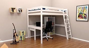 Etagenbett Für Erwachsene 140x200 : Etagenbett für erwachsene elegant hochbett