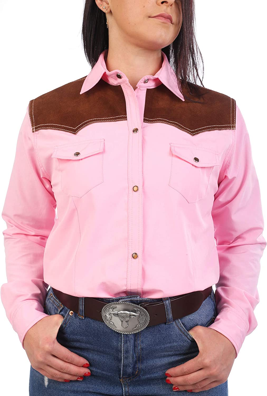 Last Rebels Country - Camisa para mujer, color rosa rosa ...