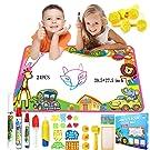 """Showlovein Aquadoodle Mat Aqua Magic Mat Aqua Doodle Mat Water Doodle Mat Water Drawing Mat Drawing Pad for Kids 39.5"""" X 27.5"""""""