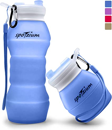 Set of 2 Nylon Water Bottle Holder Lanyards FREE SHIP U.S NEW 1st Class