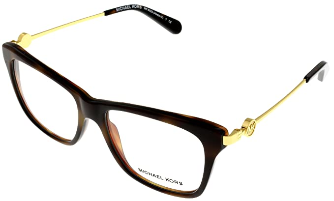 027d1437ce Image Unavailable. Image not available for. Color  Michael Kors Antibes  Eyeglasses MK4016 ...