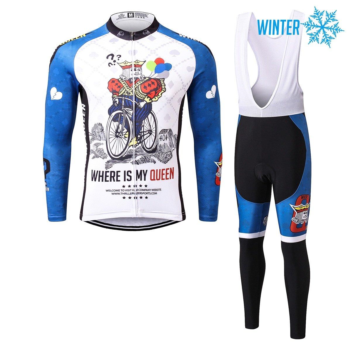 Thriller Rider Sports® Hombre Outdoor Sport térmicamente ...