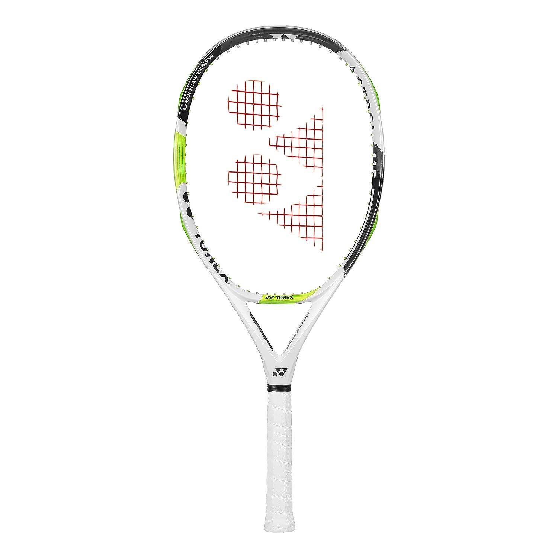 Yonex Astrel 115 unbesaitet 260g Tennisschläger Weiß-Grün NEU