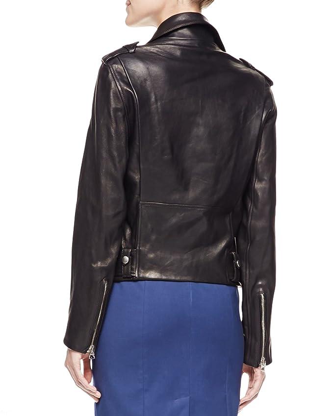 Leather Junction Chaqueta - para mujer: Amazon.es: Ropa y ...