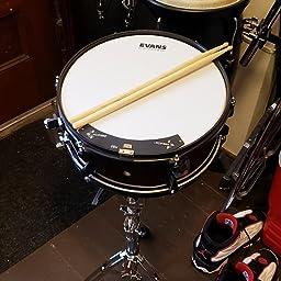 Amazon Com Snareweight M80 Black Drum Tone Control Damper Dampener The Original Made In Usa Musical Instruments