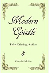 Modern Epistle 4: The Fourth Letter of Pauly to the Americas Kindle Edition