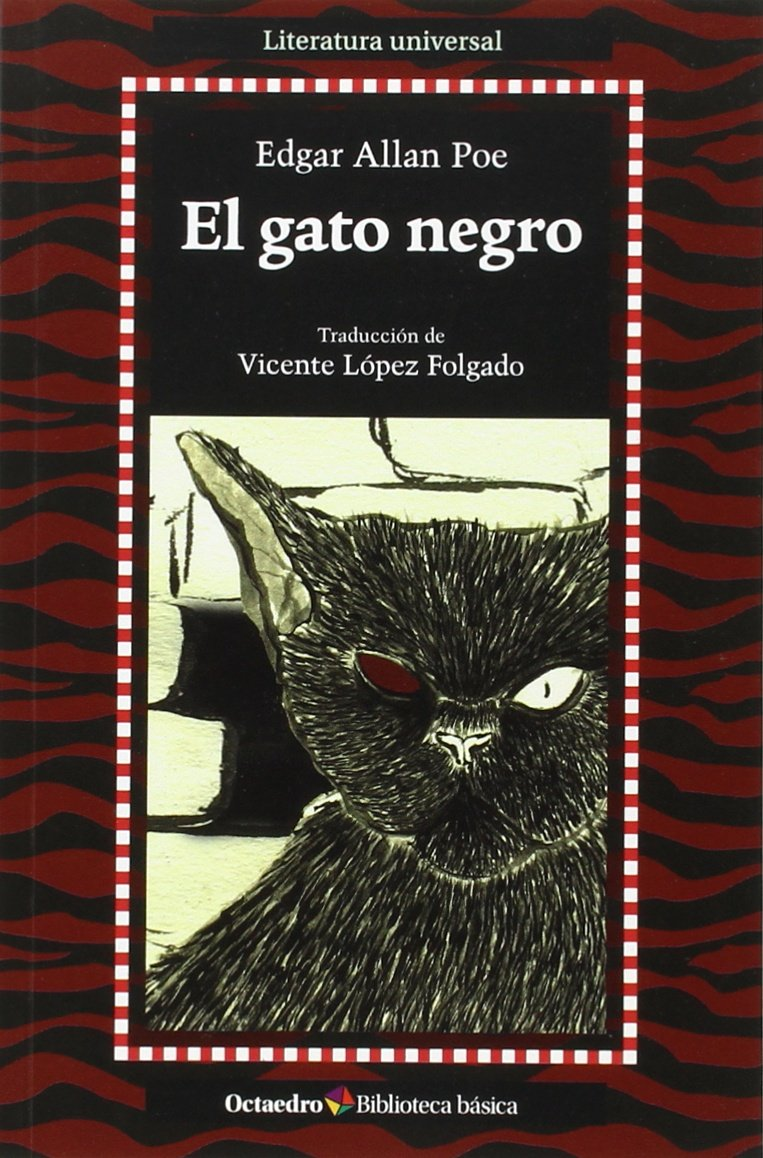 El gato negro (Spanish) Paperback – May 4, 2012