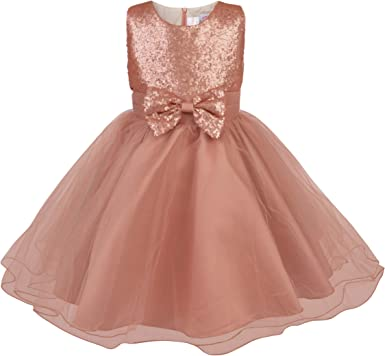 Rose Gold Dress Baby Girl Cheap Shopping Welcome At The Cheapest Webshop