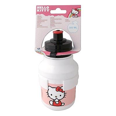 Hello Kitty Bidon + porte-bidon Blanc 300 ml
