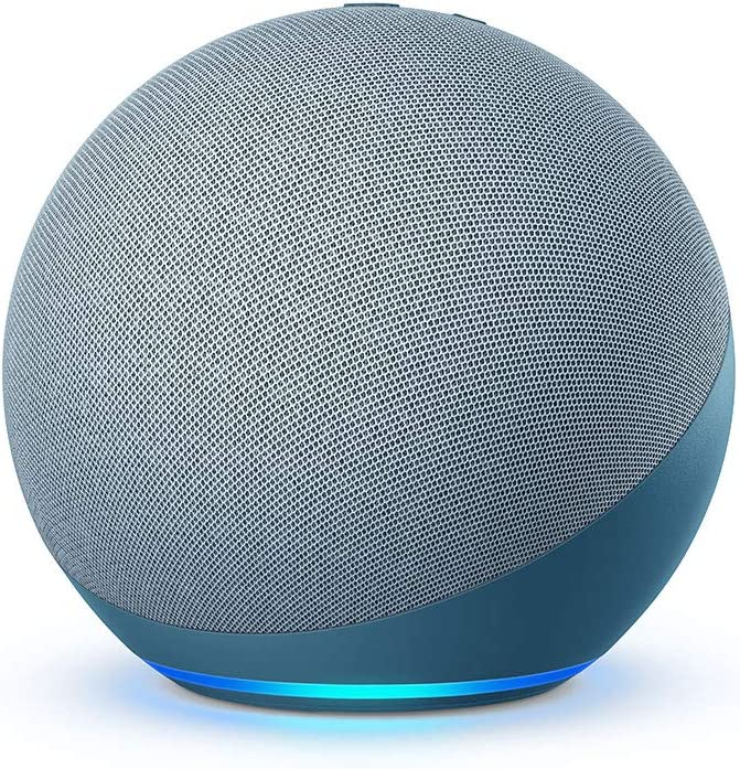 All-new Echo (4th Gen) Smart Speaker - Twilight Blue