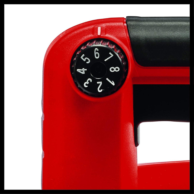 color rojo y negro Einhell 3415410 GE-US 18 Li-Solo Salero universal