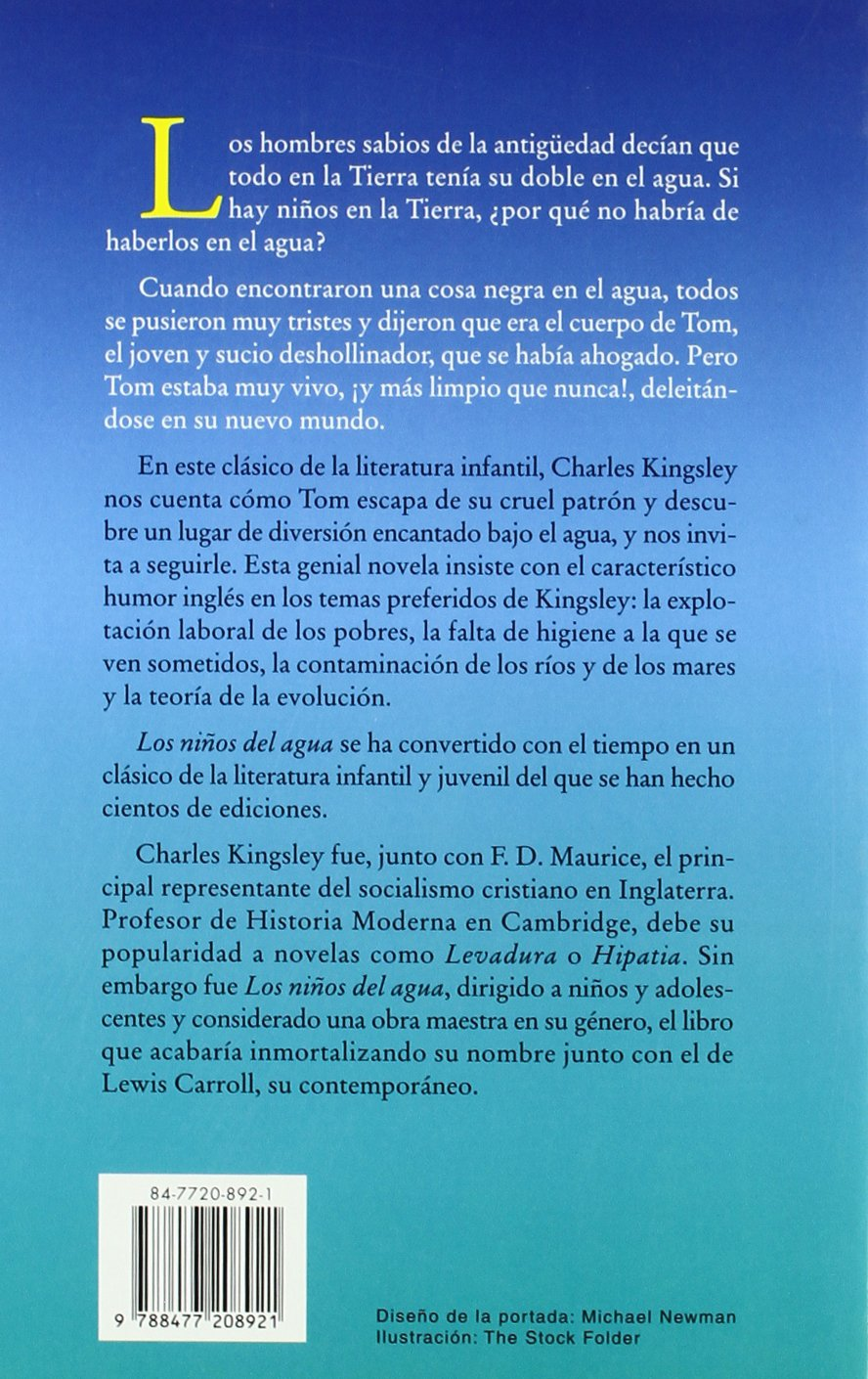 Los Ninos del Agua / The Water-Babies (Spanish Edition): Charles Kingsley: 9788477208921: Amazon.com: Books