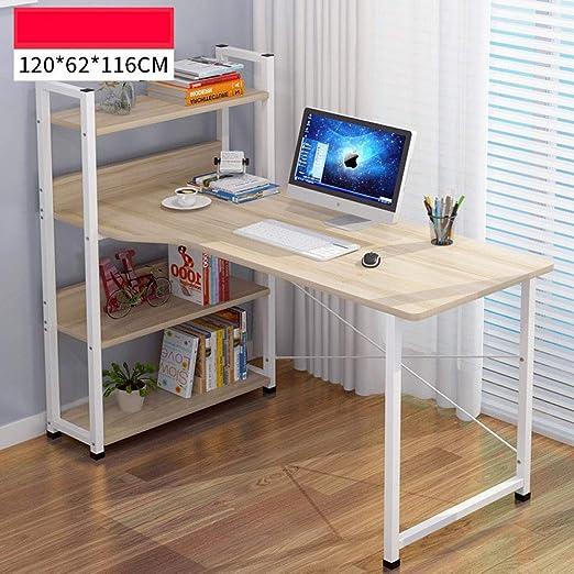 GS Computadora Escritorio Mesa Notebook Escritorio Simple ...