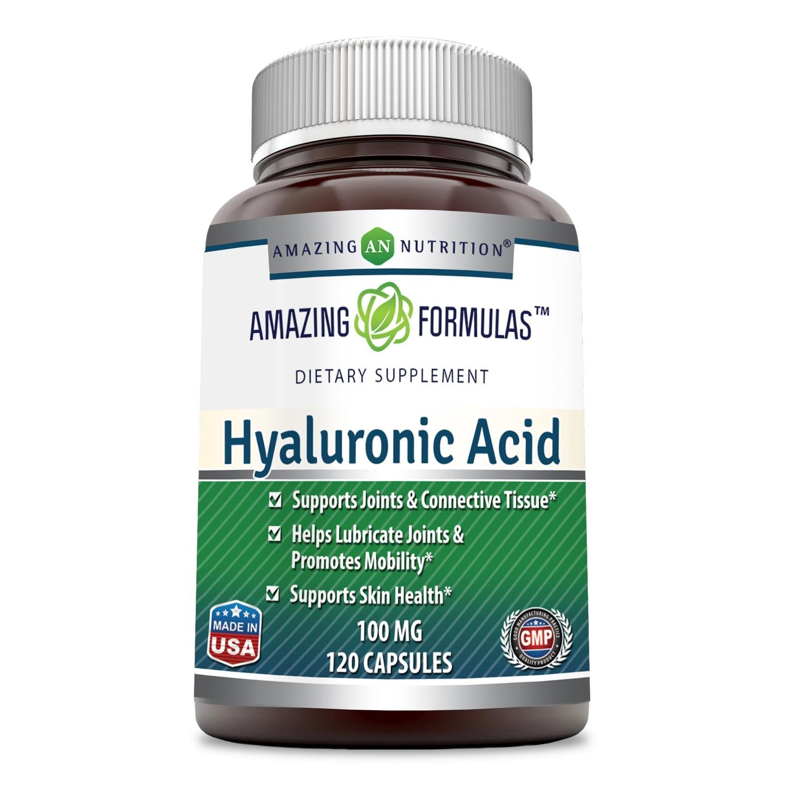 Best Rated in Hyaluronic Acid Nutritional Supplements