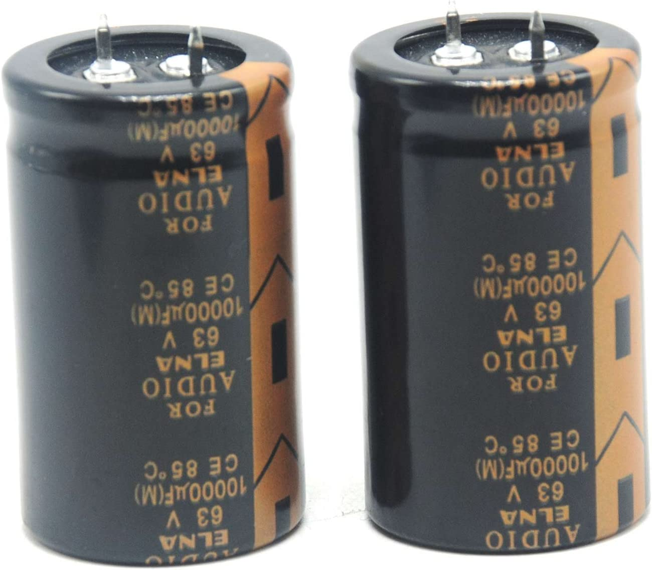 1 Pc Audio Electrolytic Capacitor 10000uF 63V 36x52mm Hot
