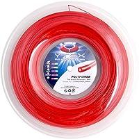 YTEX: Cuerda para Raqueta de Tenis de polipotencia (Calibre 16 – 1,30 mm)
