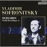Scriabin : Studio Recordings, Volume 2 [Import allemand]