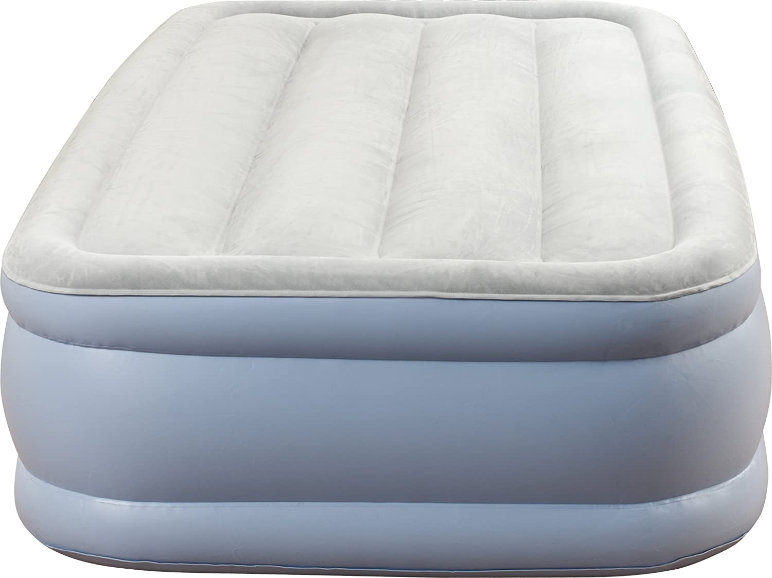 Simmons Beautyrest 15-Inch Twin Hi-Loft Express Air Bed with Pump by Simmons B002IOM5LI