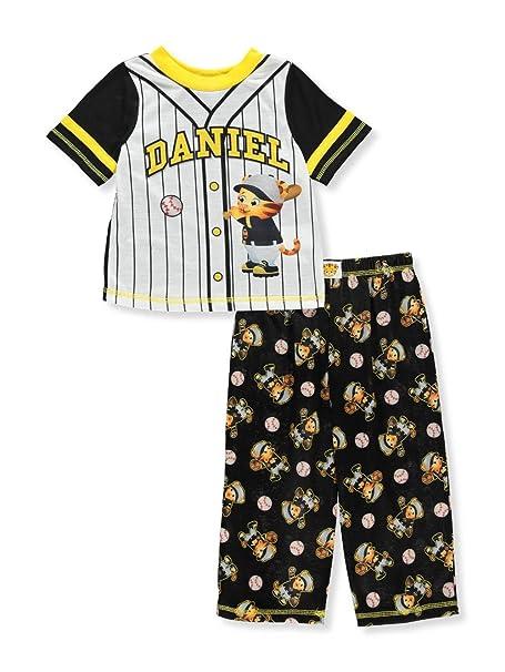 Amazon.com  Daniel Tiger Boys  2 Piece Pant Set  Clothing 814ccf79a