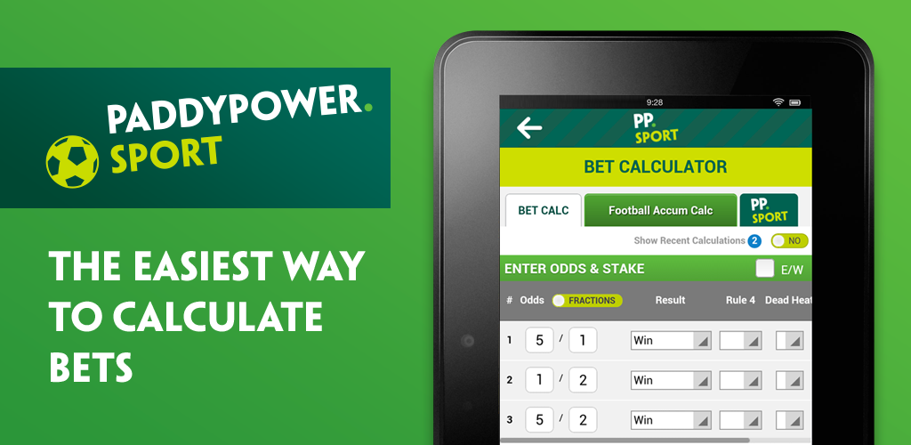 Cash out betting calculator paddy how do 60 second binary options work