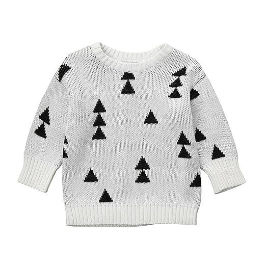 8a4ada314428 Amazon.com  Bokeley Kid Boys Girls Coat Clothes Christmas Tree ...