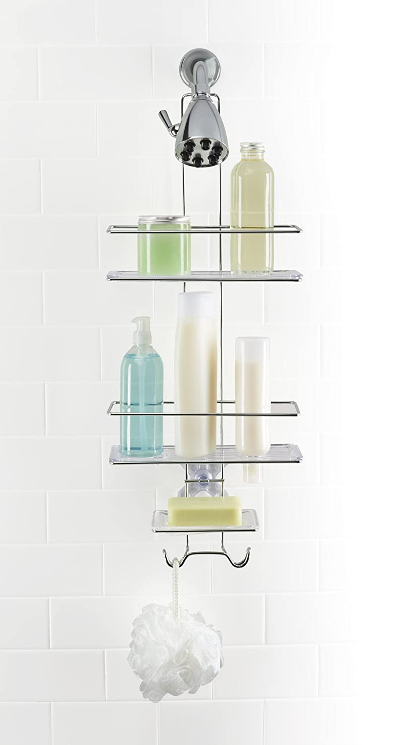 Amazon.com: OXO Good Grips 3 Tier Shower Caddy: Home & Kitchen
