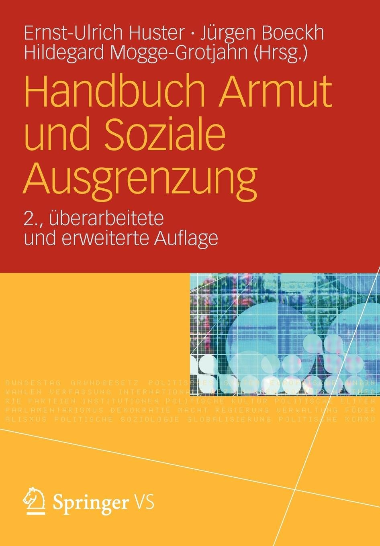 Handbuch Armut und Soziale Ausgrenzung German Edition : 2 ...