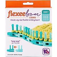 Authentic Knitting Board Flexee Loom Links, for Chunky Yarn 36 Piece
